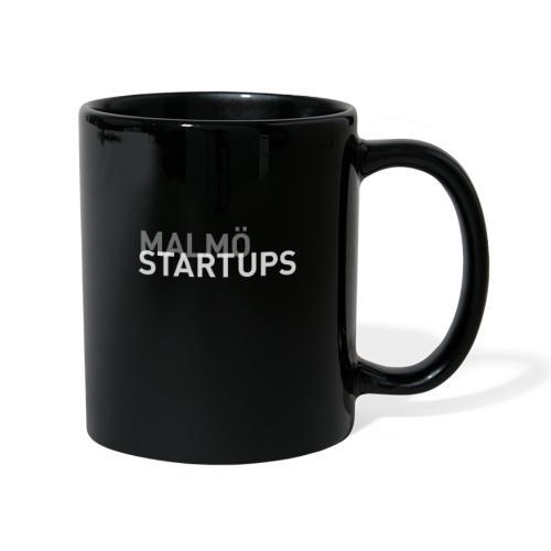 Malmö Startups - Enfärgad mugg