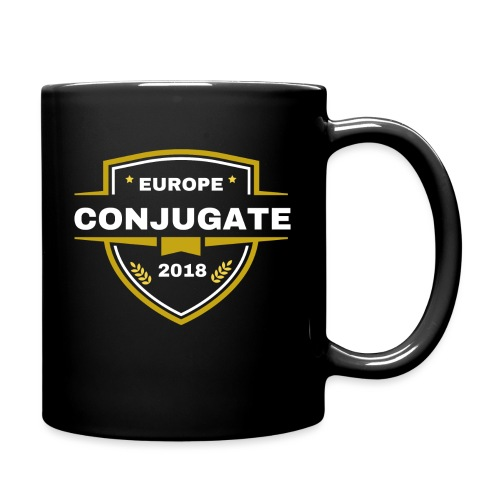 Conjugate luxury - Full Colour Mug