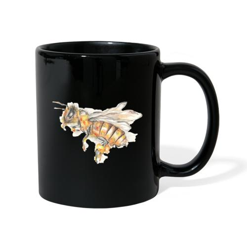 MG002 Bee | Honey | Save the Bees | Books bee - Full Colour Mug