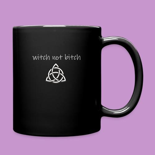 Witch not Bitch - Mug uni