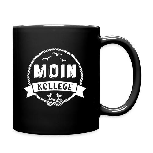 Moin Kollege Geschenk für Strandliebhaber - Tasse einfarbig