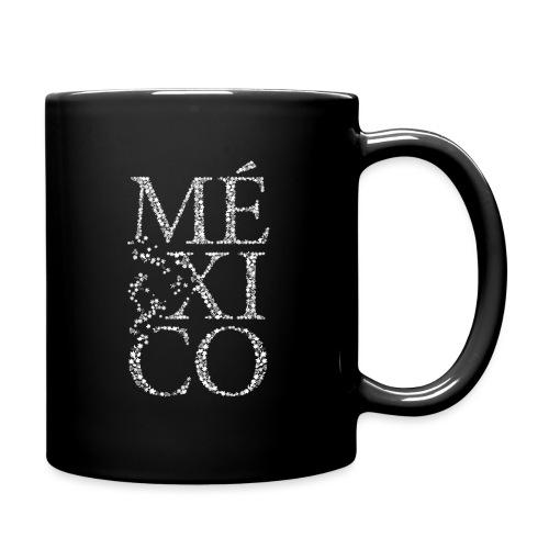 México (weiß) - Tasse einfarbig