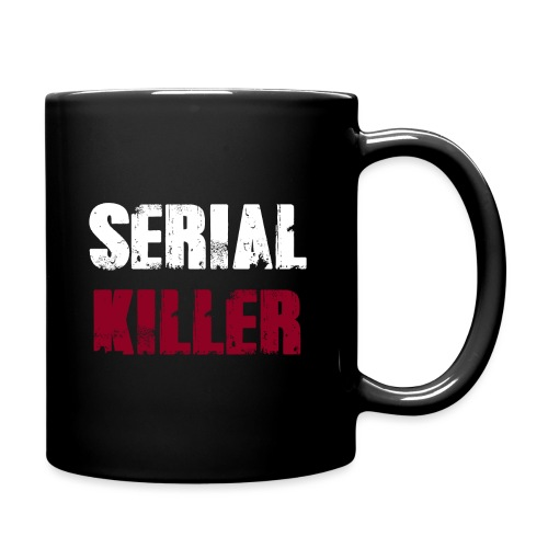 Serial Killer - Tasse einfarbig