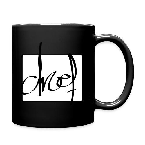 Droef.Gent logo zwart - Mok uni