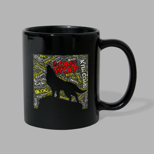 Lone Wolf - Full Colour Mug