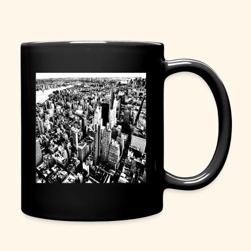 Manhattan in bianco e nero - Tazza monocolore