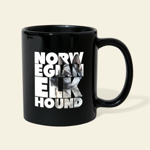 NASSU Norjanharmaa - Yksivärinen muki