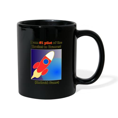 Rocket to Uranus - Yksivärinen muki