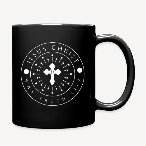 JESUS CHRIST -WAY TRUTH LIFE - Full Colour Mug