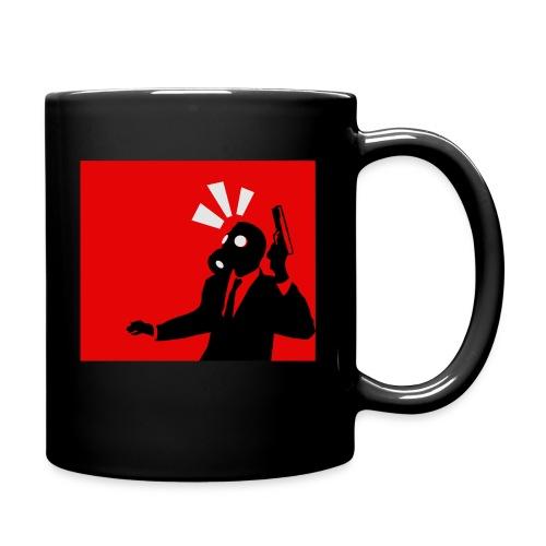 Gasmask - Full Colour Mug