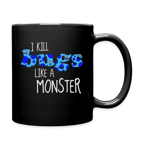 ikillbugslikeamonster - Full Colour Mug