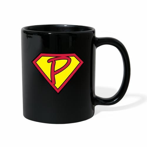 superp 2 - Tasse einfarbig