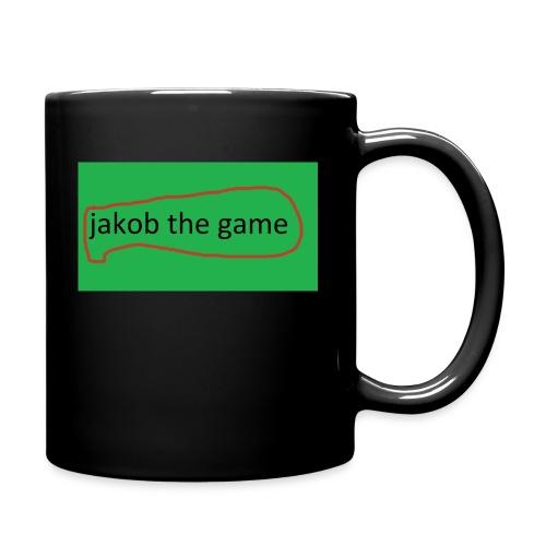 jakob the game - Ensfarvet krus
