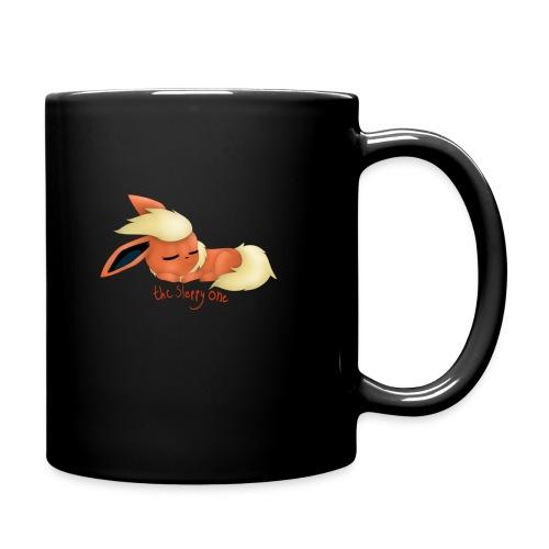 eevee - flareon - the sleppy one - Full Colour Mug