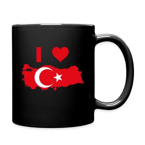 I LOVE TURKEY - Mok uni