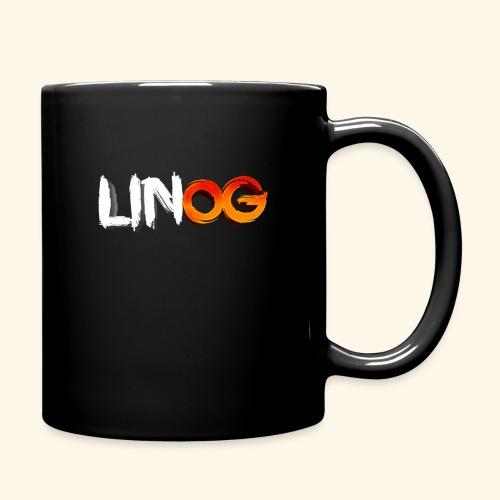LinOG Logo - Enfärgad mugg