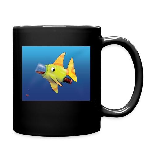 Greedy Fish - Mug uni