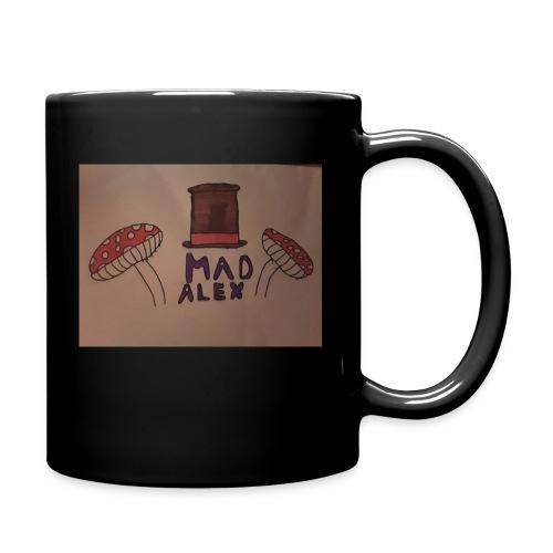 Mad Alex Logo - Full Colour Mug