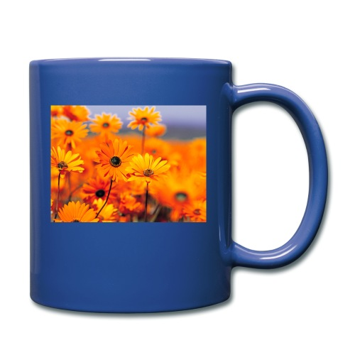 Flower Power - Full Colour Mug