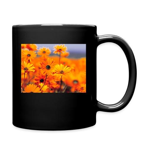 Flower Power - Full Colour Mug