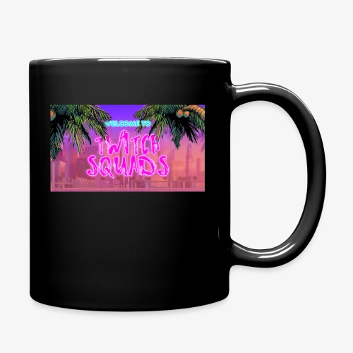 Welcome To Twitch Squads - Full Colour Mug