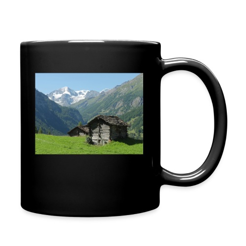 Mountain - Tasse einfarbig