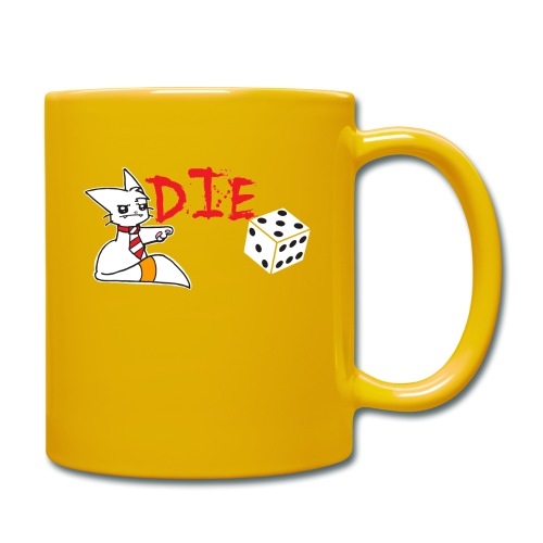 DIE - Full Colour Mug