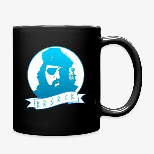 Berserkr Big Boss Blue - Full Colour Mug