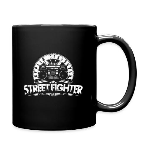 Street Fighter Band (White) - Tasse einfarbig