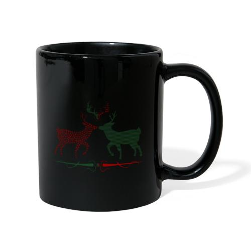 Christmas deer - Full Colour Mug