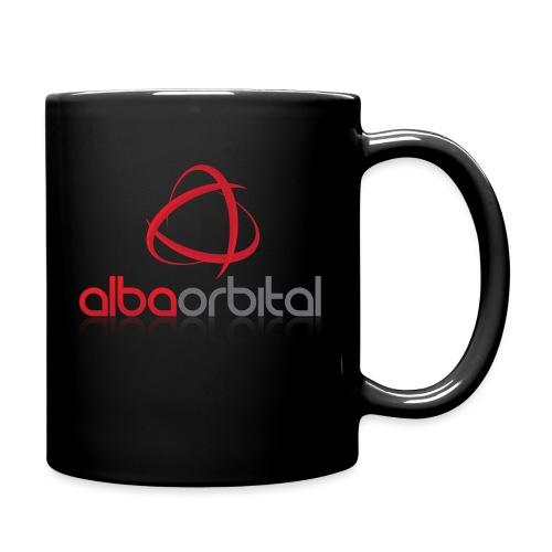 Alba Orbital's Offical Logo - Full Colour Mug