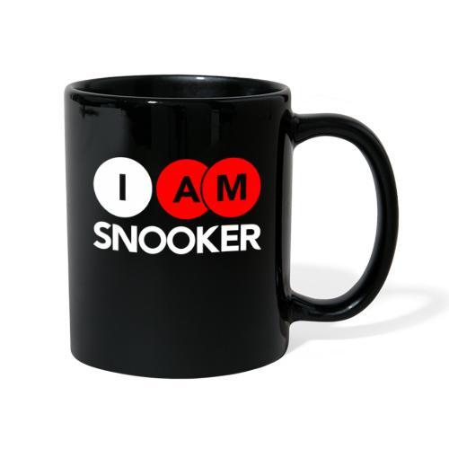 I AM SNOOKER - Full Colour Mug