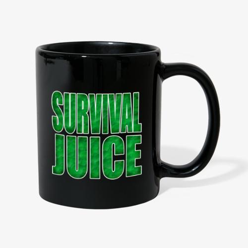 Survival Juice - Taza de un color