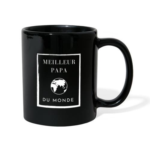 Meilleur papa du monde, idée cadeau fête des pères - Mug uni