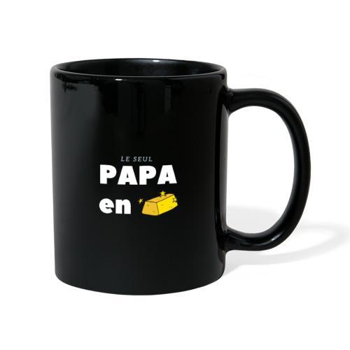 LE SEUL PAPA EN OR - Mug uni