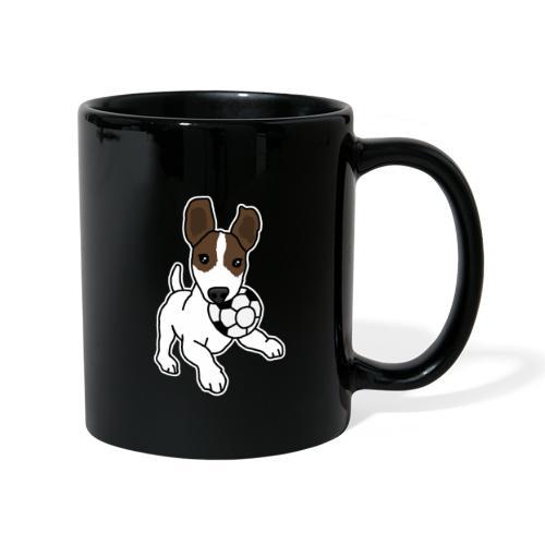 Jack Russell Terrier, Hund, Welpe, süß, Hunderasse - Tasse einfarbig