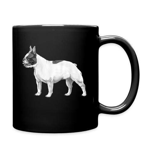 French Bulldog - Ensfarvet krus