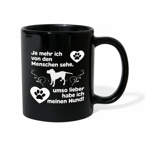 Hundespruch T-Shirts Hundesprüche - Tasse einfarbig