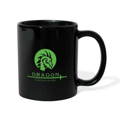 dragon d'émeraude vert - Mug uni