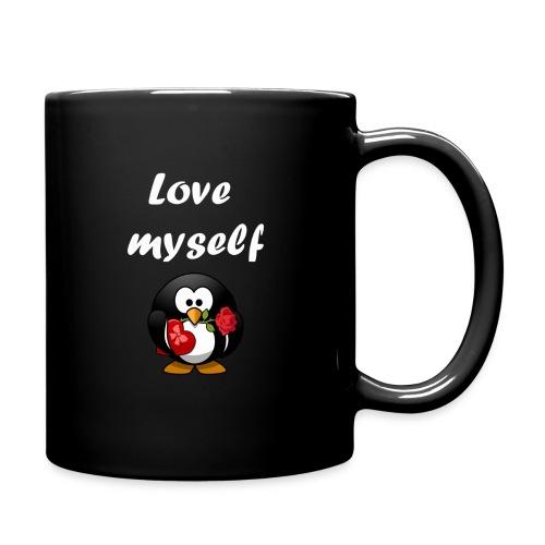 Love myself - Taza de un color