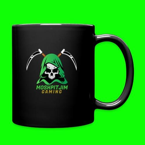 MoshpitJim Logo - Tasse einfarbig