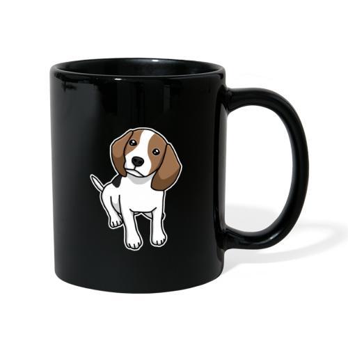 Beagle, Hund, Hunderasse, Comic, Geschenkidee - Tasse einfarbig