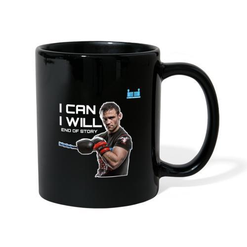 I CAN - I WILL - Full Colour Mug