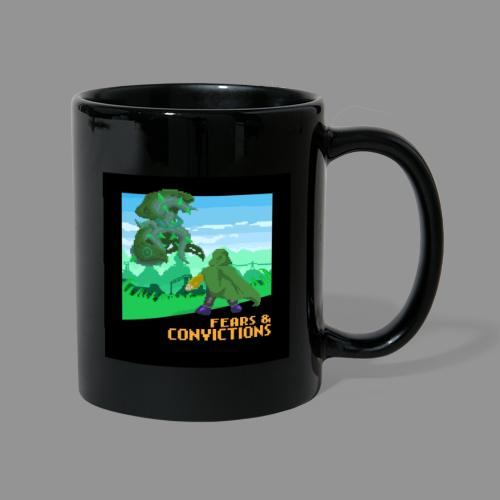Fears and convictions (Chiptune) - Full Colour Mug