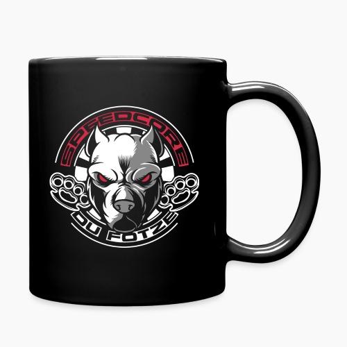 Speedcore Du F*tze - Full Colour Mug