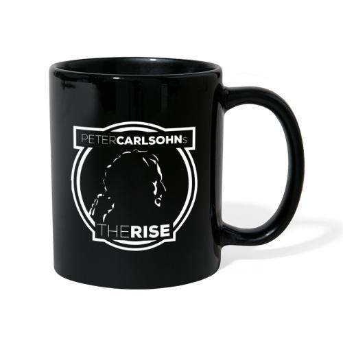 Peter Carlsohn's The Rise - Enfärgad mugg