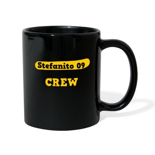 Stefanito09 Crew - Tasse einfarbig
