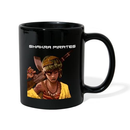Shakra Pirates - Enfärgad mugg
