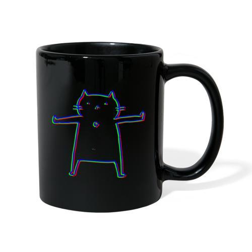 Performing Cat RGB - Tasse einfarbig