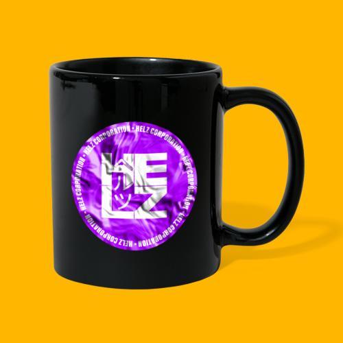 HELZ (Sticker Violet) - Mug uni